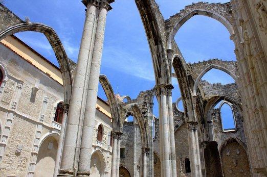 08. Carmo Convent, Lisbon, Portugal