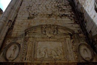 27. Carmo Convent, Lisbon, Portugal
