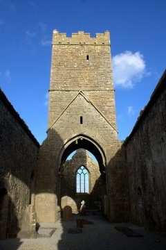 03. Clare Abbey, Clare, Ireland