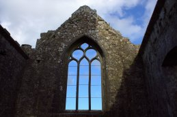 09. Clare Abbey, Clare, Ireland