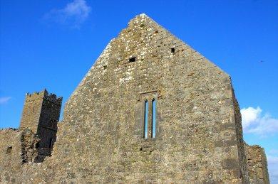 16. Clare Abbey, Clare, Ireland