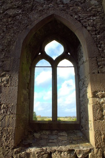 17. Clare Abbey, Clare, Ireland