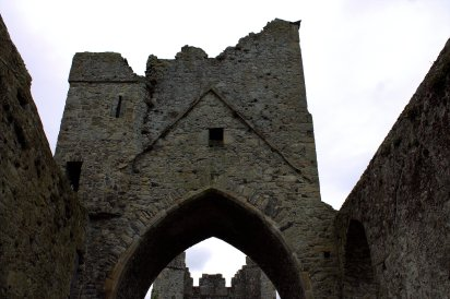 05. Carlingford Priory, Louth, Ireland