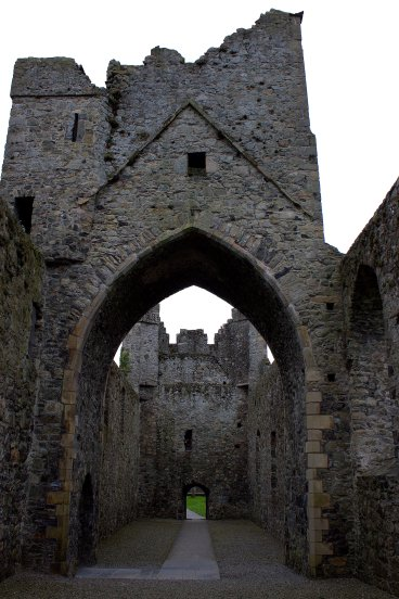 06. Carlingford Priory, Louth, Ireland