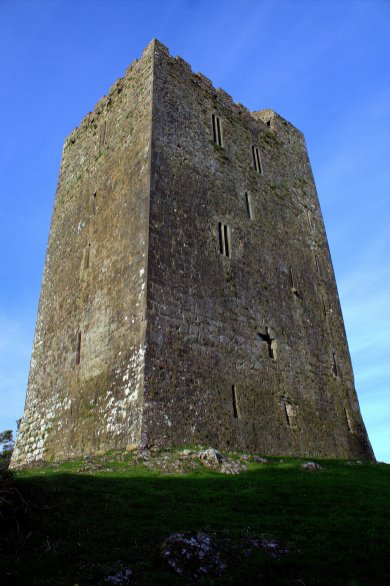 09. Conna Castle, Cork, Ireland