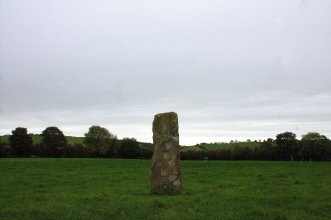 01. King's Mountain Decorated Stone, Meath, Ireland