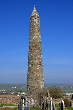 02. Ardmore Cathedral and Round Tower, Waterford, Ireland