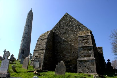 04. Ardmore Cathedral and Round Tower, Waterford, Ireland