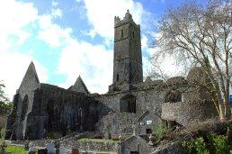 18. Quin Friary, Clare, Ireland