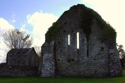 01. St Finghin's Church, Clare, Ireland