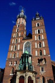01. St Mary's Basilica, Krakow, Poland