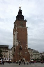 01. Town Hall Tower, Krakow, Poland