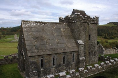 02. Anchorite's Cell, Westmeath, Ireland