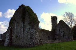02. St Finghin's Church, Clare, Ireland
