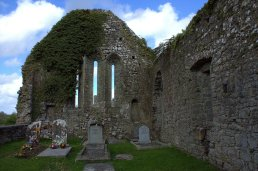 03. St Finghin's Church, Clare, Ireland