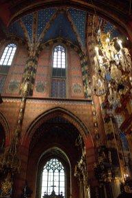 03. St Mary's Basilica, Krakow, Poland