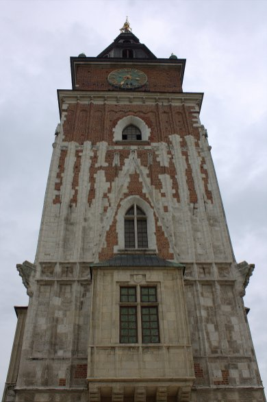 06. Town Hall Tower, Krakow, Poland