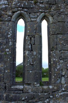 07. St Finghin's Church, Clare, Ireland