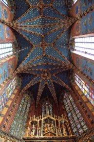 08. St Mary's Basilica, Krakow, Poland