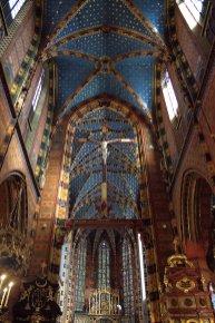 11. St Mary's Basilica, Krakow, Poland