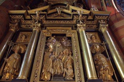 17. St Mary's Basilica, Krakow, Poland