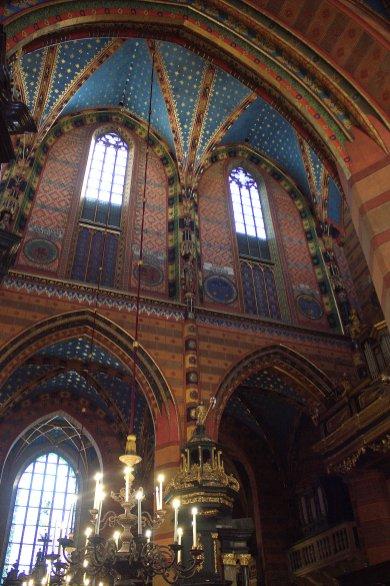 25. St Mary's Basilica, Krakow, Poland