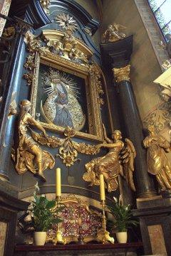 28. St Mary's Basilica, Krakow, Poland