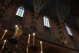 30. St Mary's Basilica, Krakow, Poland