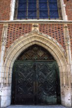 34. St Mary's Basilica, Krakow, Poland