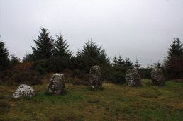 03. Shantemon Stone Row, Cavan, Ireland