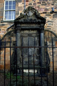 02. Greyfriars Kirkyard, Edinburgh, Scotland