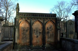 20. Greyfriars Kirkyard, Edinburgh, Scotland