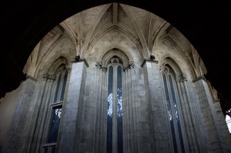 21. Lisbon Cathedral, Portugal