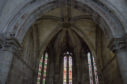 22. Lisbon Cathedral, Portugal