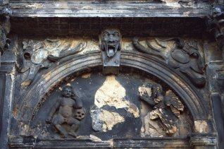 25. Greyfriars Kirkyard, Edinburgh, Scotland