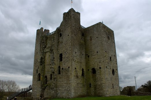 33. Trim Castle, Meath, Ireland