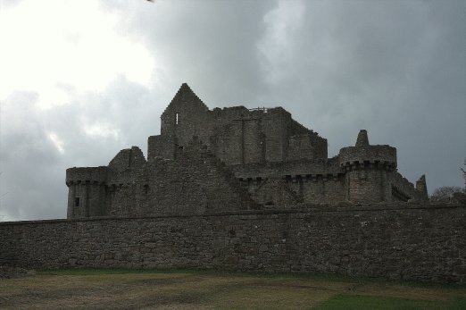01. Craigmillar Castle, Edinburgh, Scotland