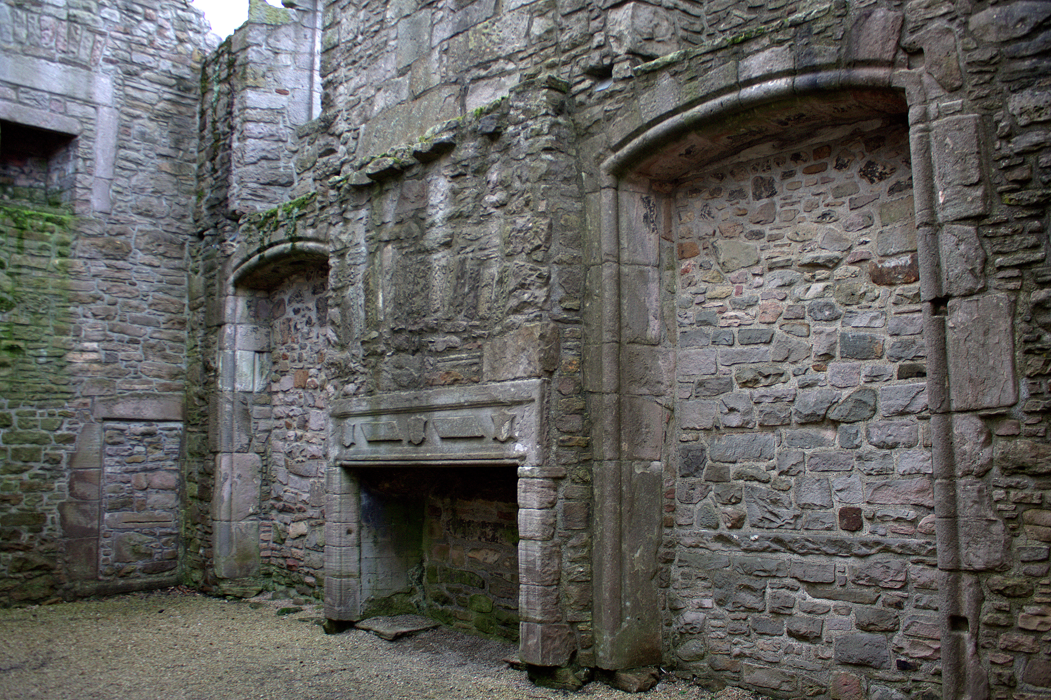 07. Craigmillar Castle, Edinburgh, Scotland