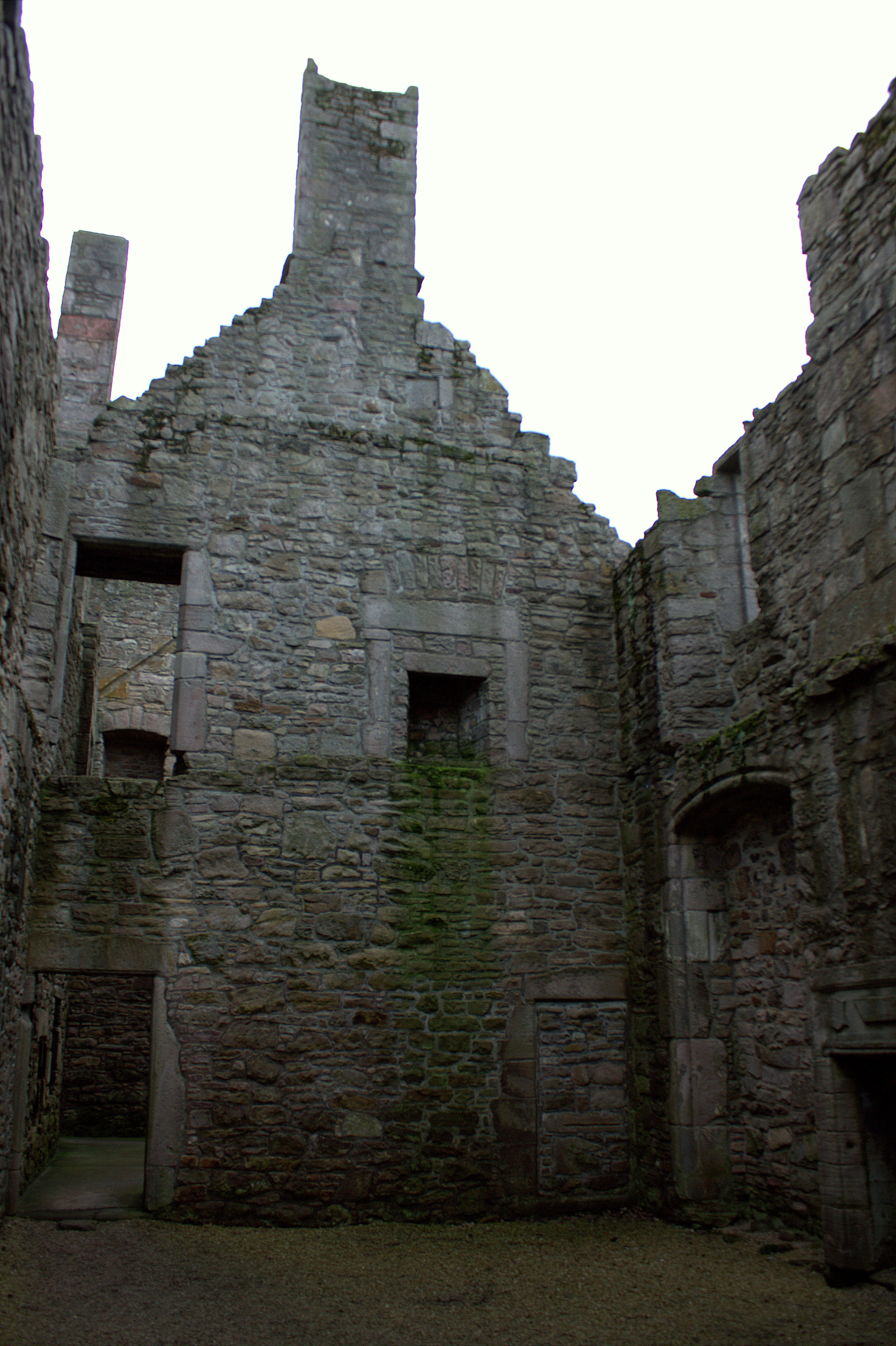 08. Craigmillar Castle, Edinburgh, Scotland
