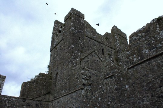 10. Fore Abbey, Westmeath, Ireland