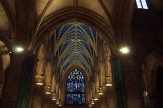 12. St Giles' Cathedral, Edinburgh, Scotland