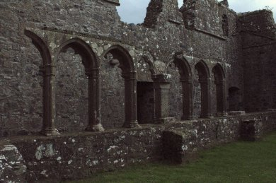 15. Fore Abbey, Westmeath, Ireland