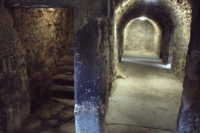 16. Craigmillar Castle, Edinburgh, Scotland