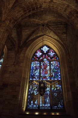 20. St Giles' Cathedral, Edinburgh, Scotland