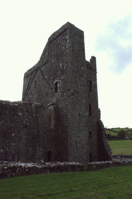 25. Fore Abbey, Westmeath, Ireland