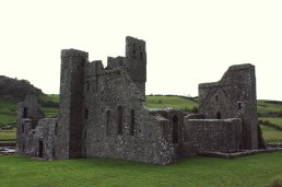 28. Fore Abbey, Westmeath, Ireland