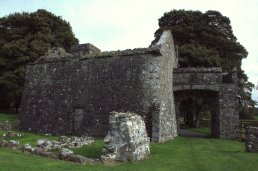 30. Fore Abbey, Westmeath, Ireland