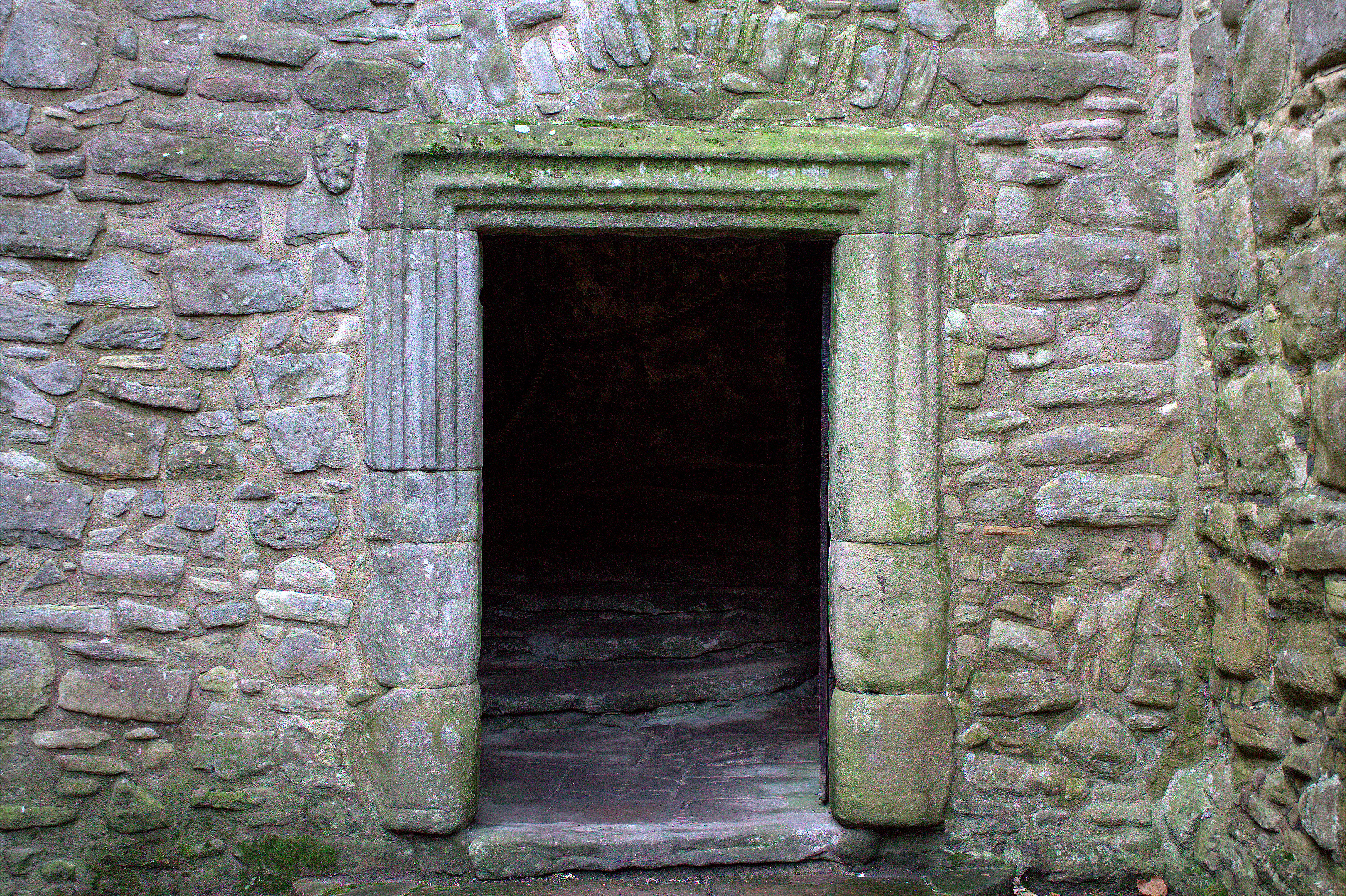 37. Craigmillar Castle, Edinburgh, Scotland