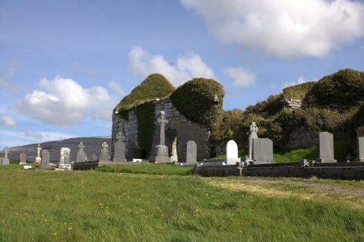 01. Drumcreehy Church, Clare, Ireland