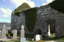 02. Drumcreehy Church, Clare, Ireland